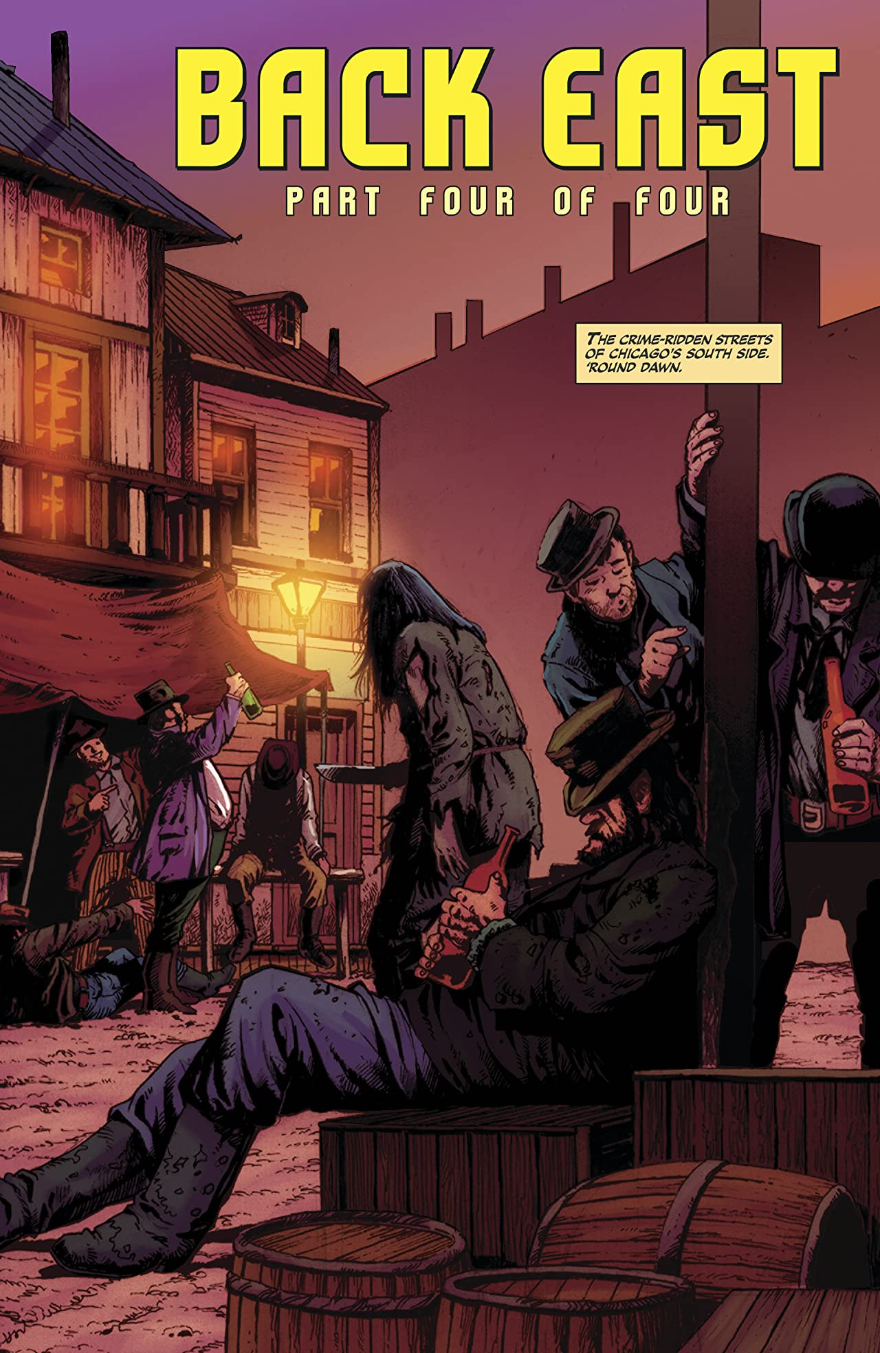 The Lone Ranger Vol. 2 #18