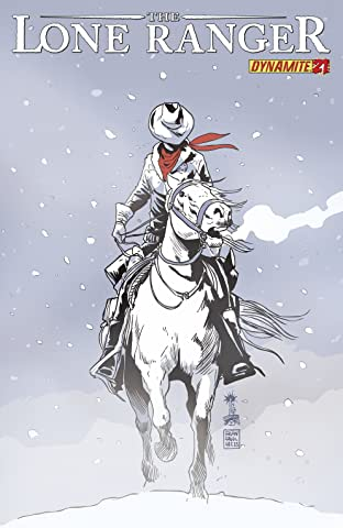 The Lone Ranger Vol. 2 #21
