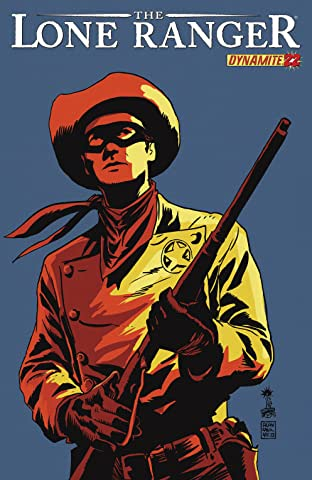 The Lone Ranger Vol. 2 #22