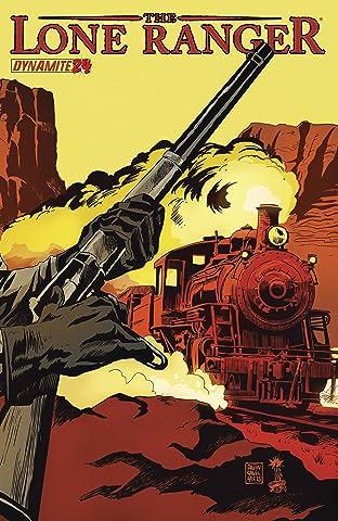 The Lone Ranger Vol. 2 #24