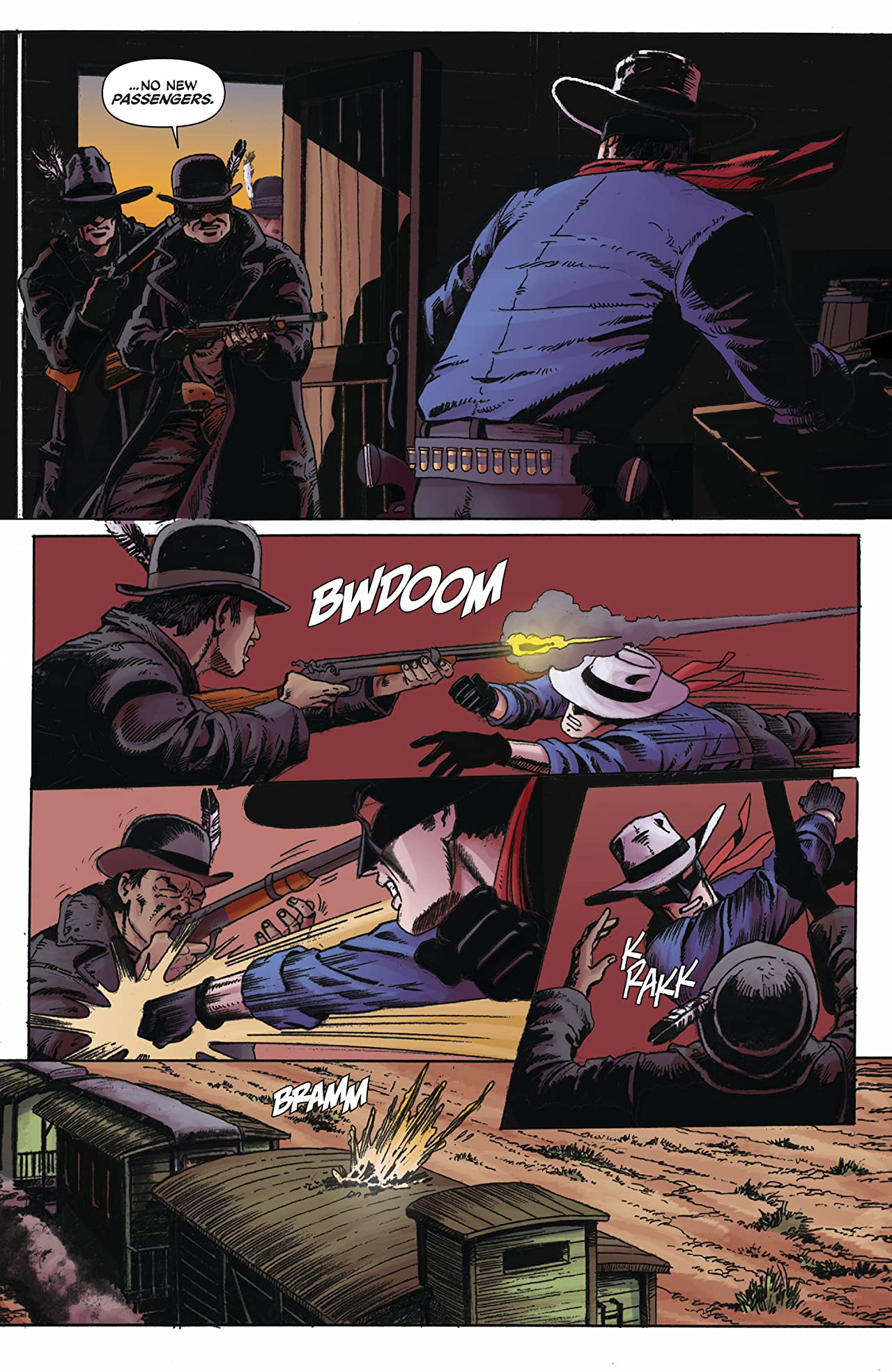 The Lone Ranger Vol. 2 #24