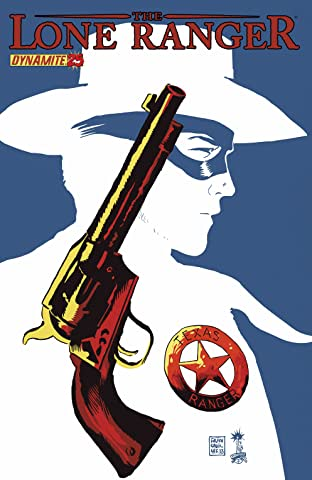 The Lone Ranger Vol. 2 #25