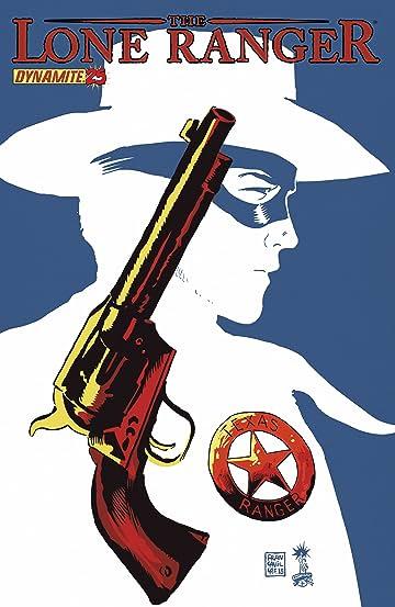 The Lone Ranger Vol. 2 #25