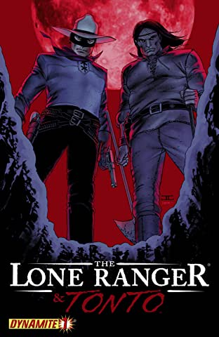 The Lone Ranger & Tonto #1