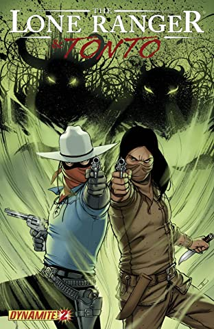The Lone Ranger & Tonto #2