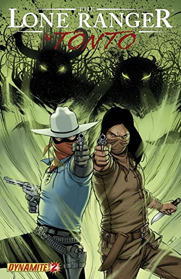The Lone Ranger & Tonto #2 (of 4)