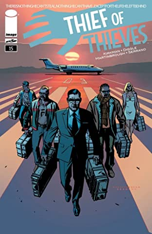 Thief of Thieves #15