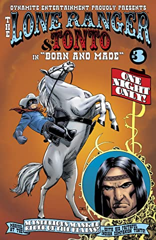 The Lone Ranger & Tonto #3