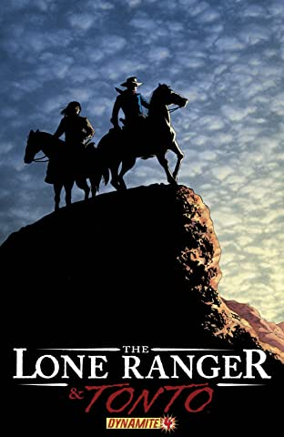 The Lone Ranger & Tonto #4