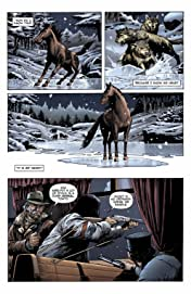 The Lone Ranger: Snake Of Iron #3 (of 4)