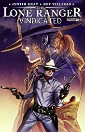 The Lone Ranger: Vindicated No.2