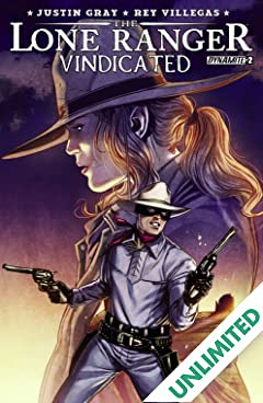 The Lone Ranger: Vindicated #2