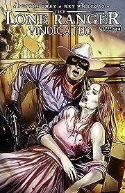 The Lone Ranger: Vindicated #4