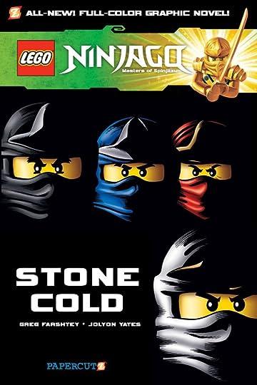 Ninjago Vol. 7: Stone Cold Preview
