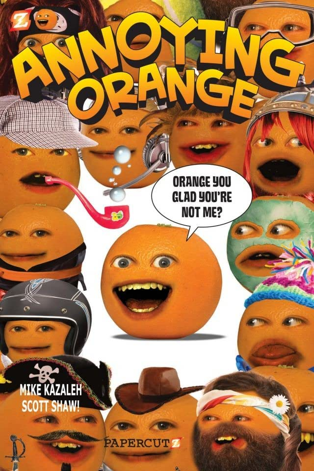 Annoying Orange Vol. 2: Orange You Glad You're Not Me? Preview