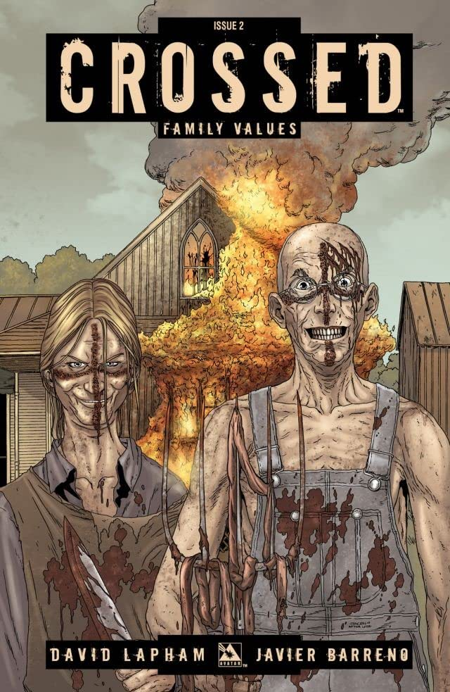 Crossed: Family Values #2 (of 6)