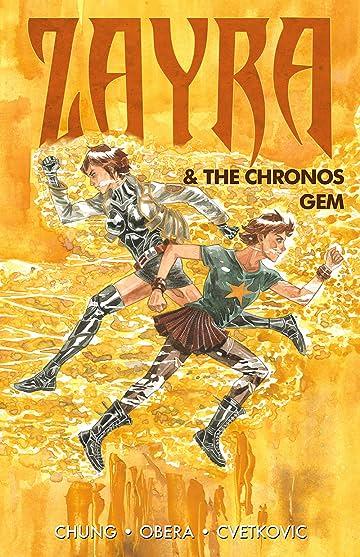 Zayra and The Chronos Gem
