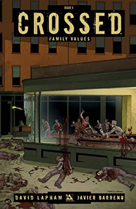 Crossed: Family Values #5 (of 7)