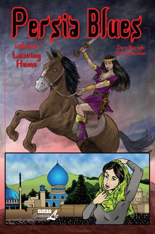 Persia Blues Vol. 1