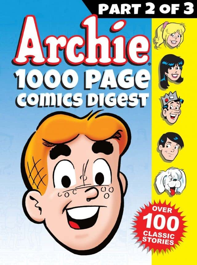 Archie 1000 Page Digest: Part 2
