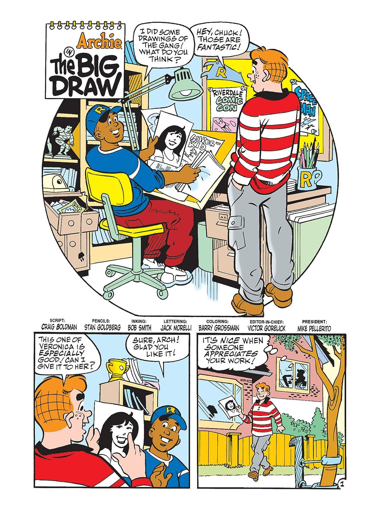 Archie 1000 Page Digest: Part 3