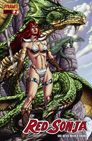 Red Sonja: She-Devil With a Sword - Annual #2