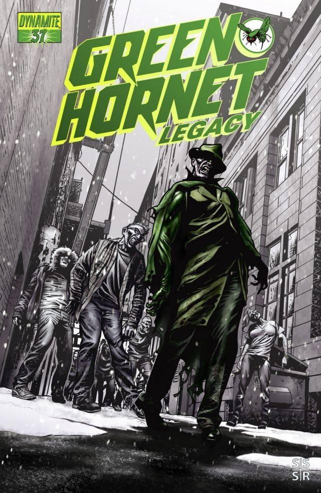 Green Hornet: Legacy #37