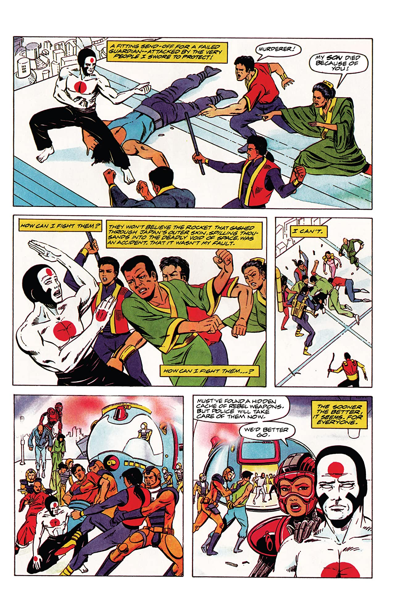 Rai (1992-1995) #5