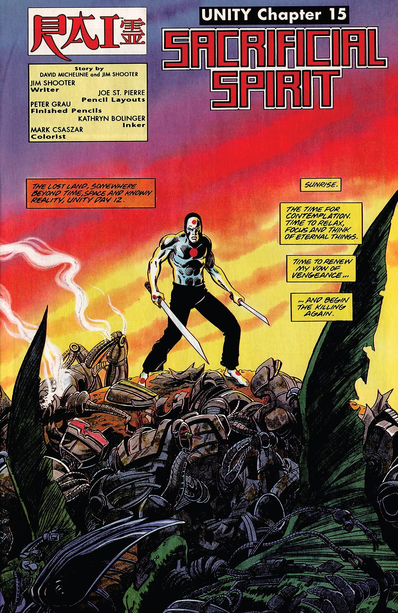 Rai (1992-1995) #7