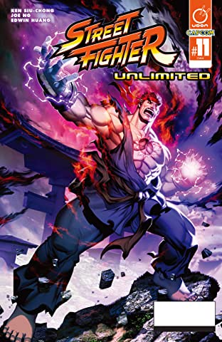 Street Fighter Unlimited #11