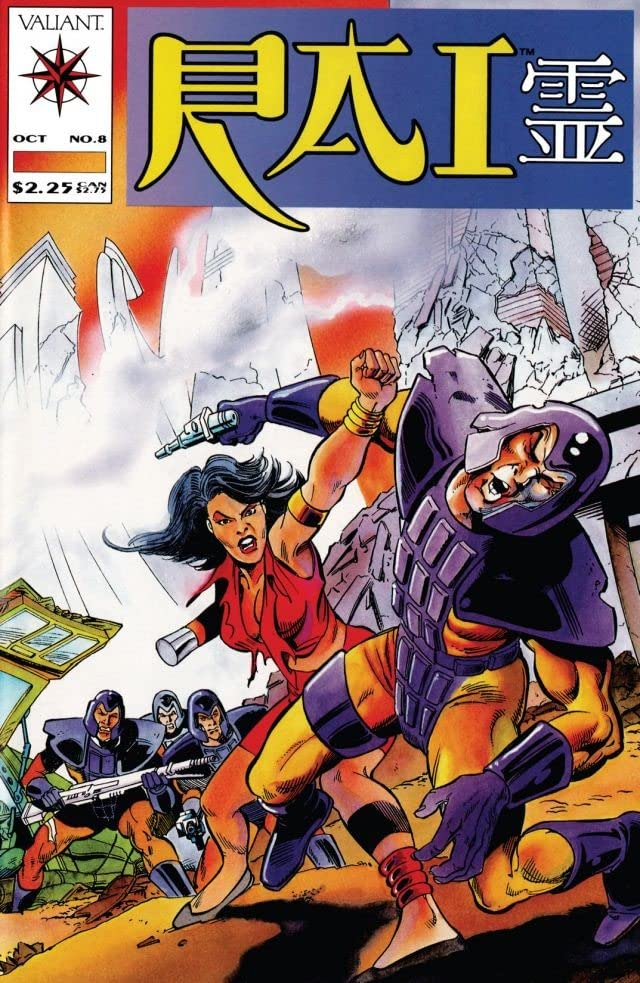 Rai (1992-1995) #8