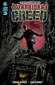 Chavo Guerrero's Warriors Creed #3