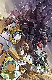 Voltron: Legendary Defender #2 (of 5)