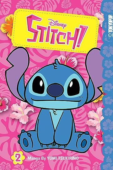 Disney Manga: Stitch! Vol. 2