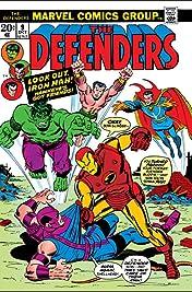 Defenders (1972-1986) #9