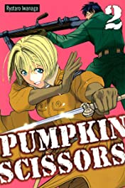 Pumpkin Scissors Vol. 2