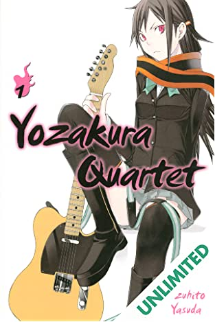 Yozakura Quartet Vol. 1