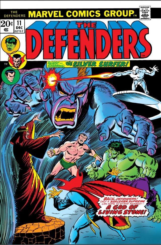 Defenders (1972-1986) #11
