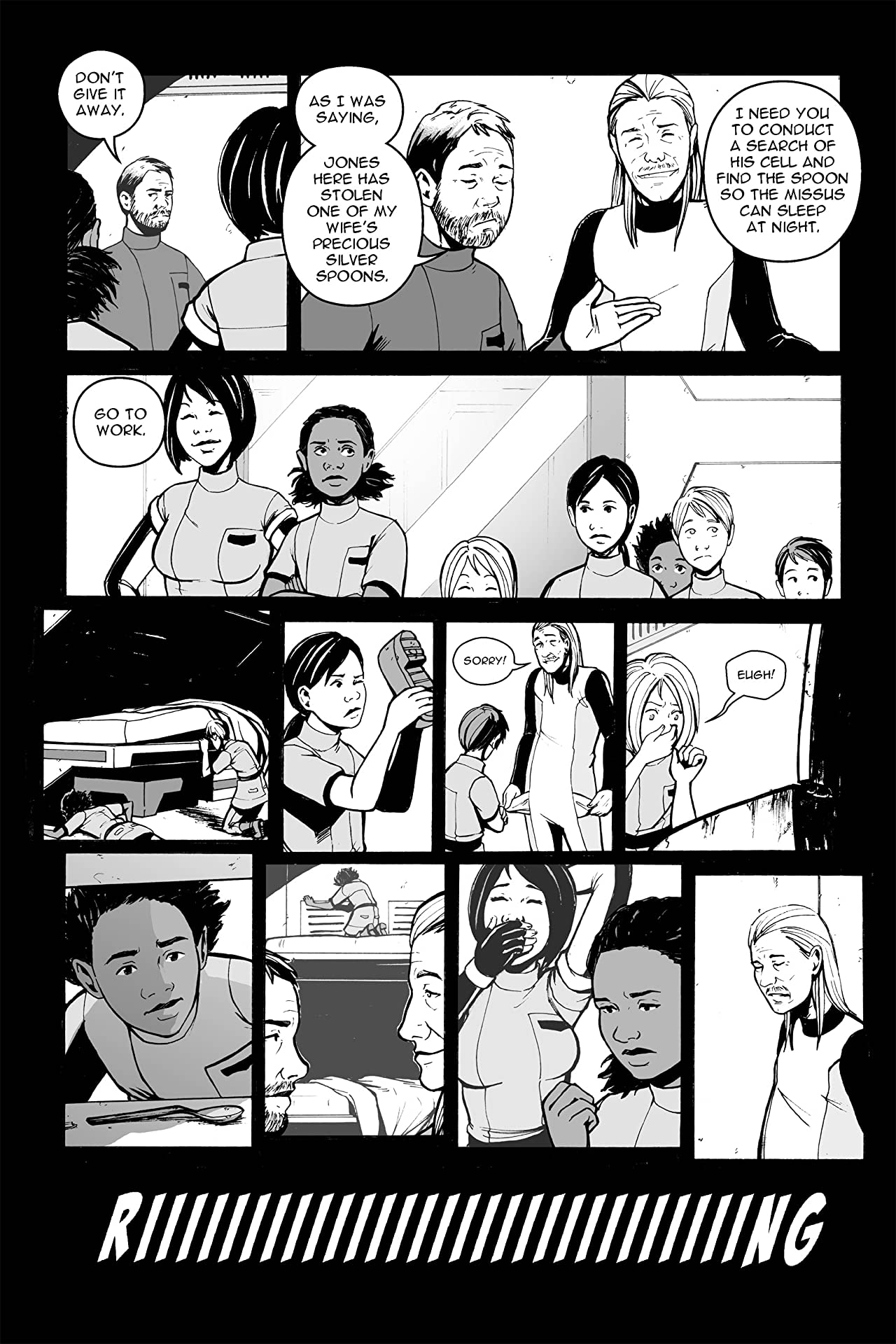 Robbie of Lockship #2