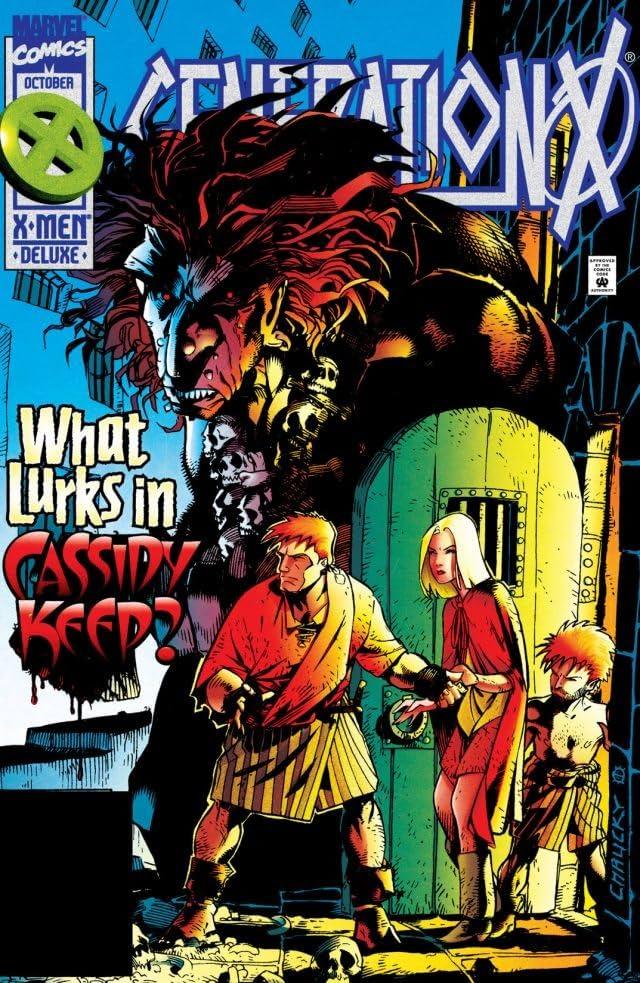 Generation X (1994-2001) #8