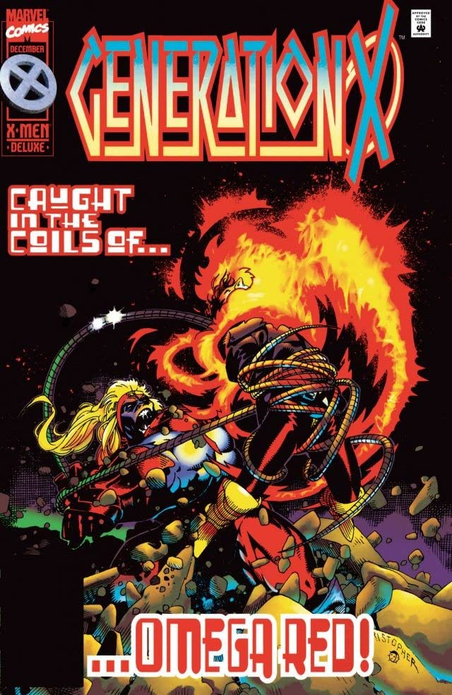 Generation X (1994-2001) #10