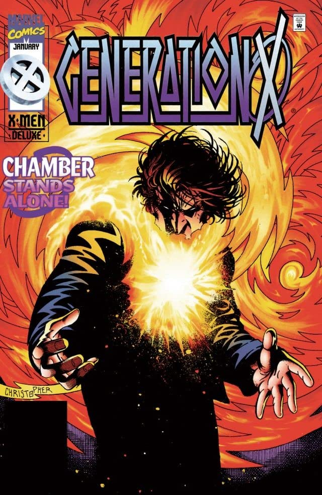 Generation X (1994-2001) #11