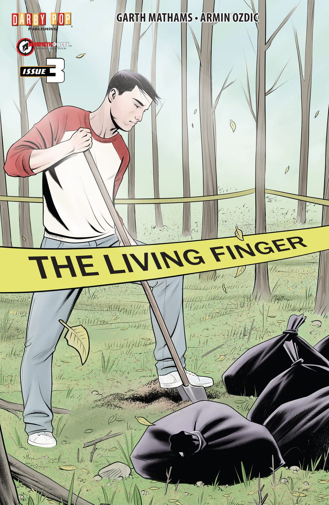 The Living Finger #3