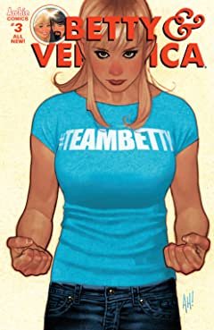 Betty & Veronica (2016-) #3