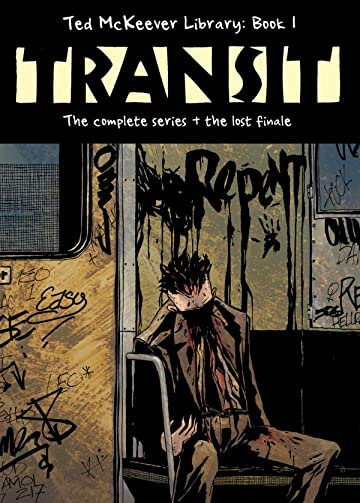 Ted Mckeever Library Vol. 1: Transit