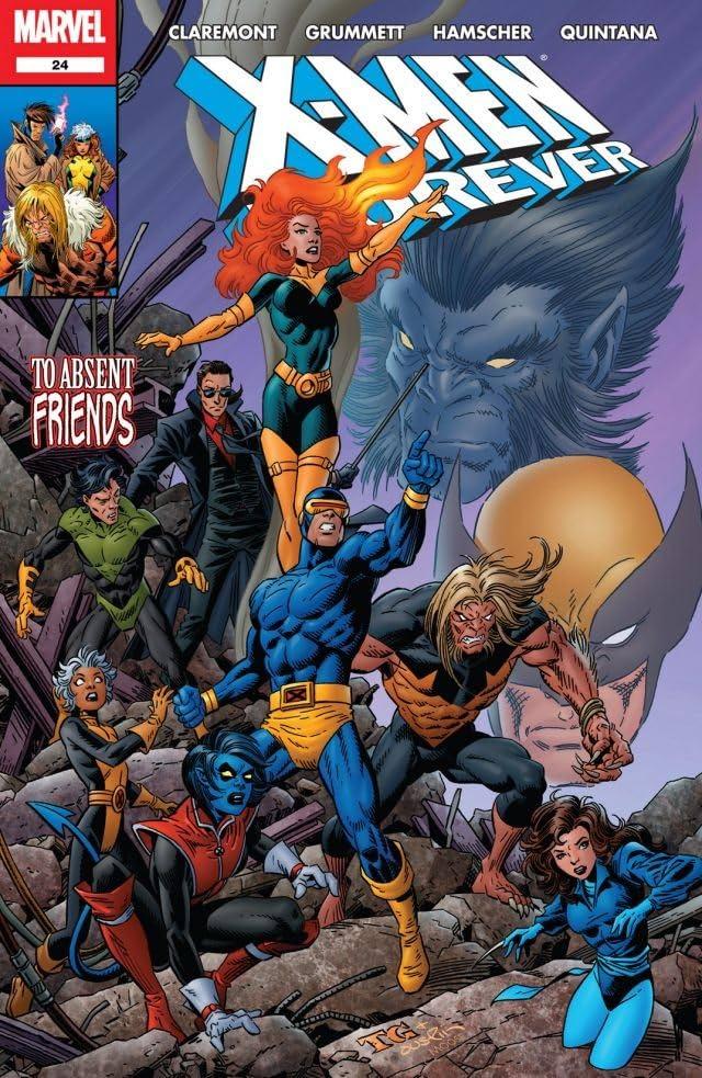 X-Men Forever (2009-2010) #24