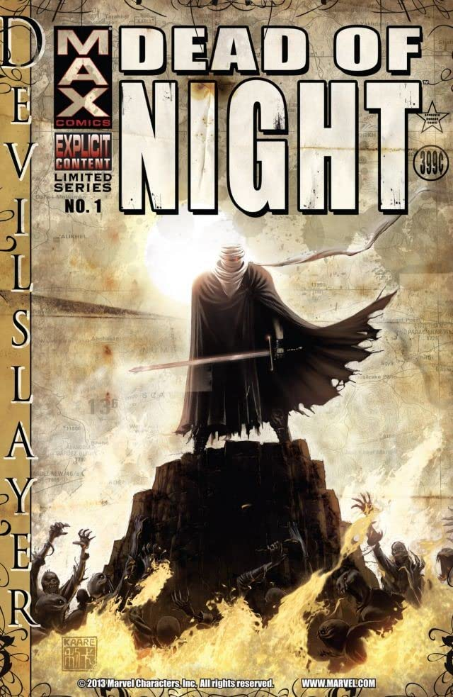 Dead of Night Featuring Devil-Slayer #1 (of 4)