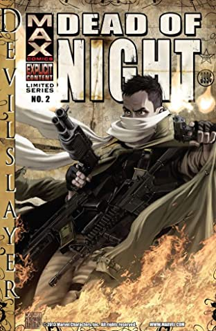 Dead of Night Featuring Devil-Slayer #2 (of 4)