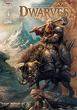 Dwarves Tome 4: Oösram of the Wanderers