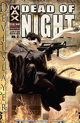 Dead of Night Featuring Devil-Slayer #3 (of 4)